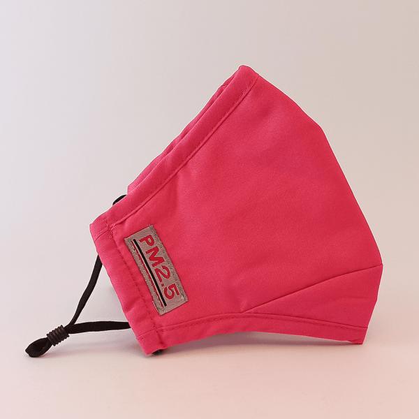 Farbe wählbar: PM2.5 Maske mit Schlitz + Filter Einlagen